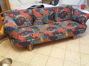 Couch / Gästebett für