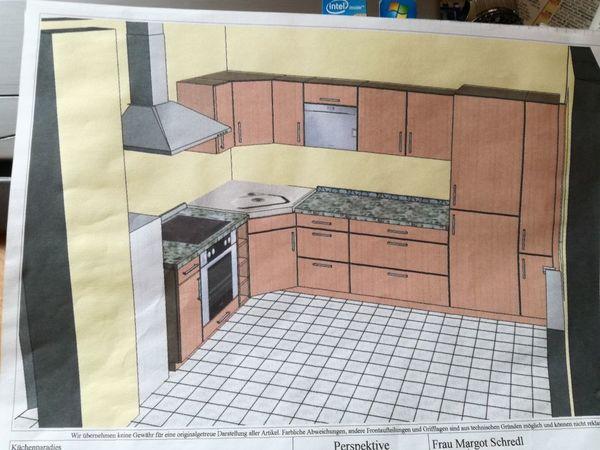 Kleine komplette Küche » Küchenzeilen, Anbauküchen