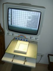 Lesegerät Videomatic-MPR II