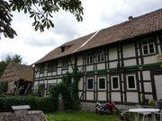250 jahre altes Forsthaus mit
