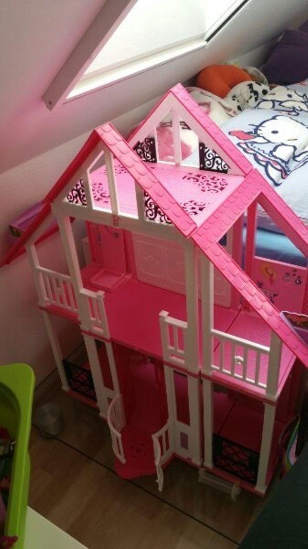 barbie haus zubehor gebraucht kaufen nur 3 st bis 65 g nstiger. Black Bedroom Furniture Sets. Home Design Ideas