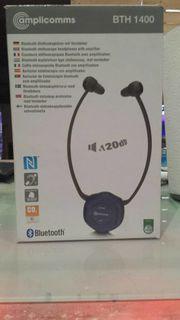 Stethoskopkopfhörer Kopfhörer Hörverstärker Bluetooth