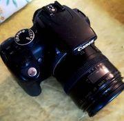 Canon EOS 350D Spiegelreflexkamera digital