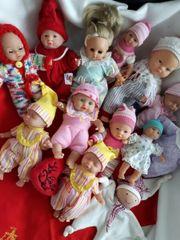 Babypuppen 12 Stück/