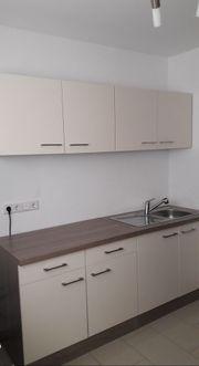 Küchenzeile weiß inkl. Elektrogeräten in Rastatt - Küchenzeilen ...