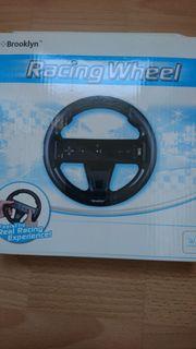Wii Lenkrad racing wheel
