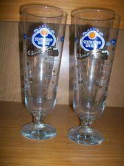 2 Schneider Weisse Gläser Sondersud