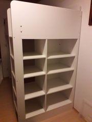 2 x Hochbett von Ikea