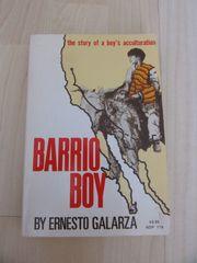 Ernesto Galarza Barrio Boy Buch