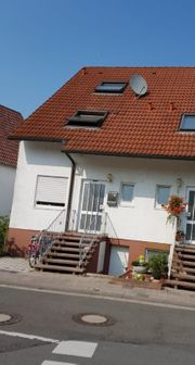 Doppelhaushälfte in Maximiliansau von Privat