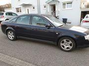 Audi A6 Limo Gasanlage