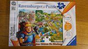 tiptoi Puzzle Die Ritterburg