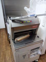 Bäckerei Theke kühltheke komplette Einrichtung