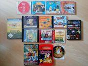 PC Spiele, DVD,