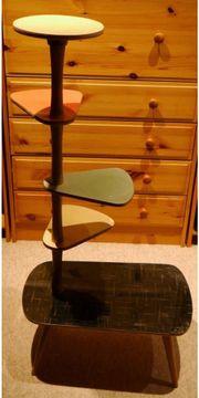 blumenst nder blumengestell f r blument pfe pflanzen in. Black Bedroom Furniture Sets. Home Design Ideas