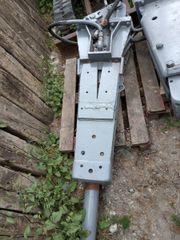Hydraulikhammer für Bagger Mobilbagger Meißel