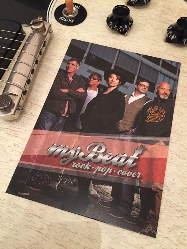 Mybeat - Mainzer Cover- » Bands, Musiker gesucht
