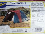 Steilwand-Zelt