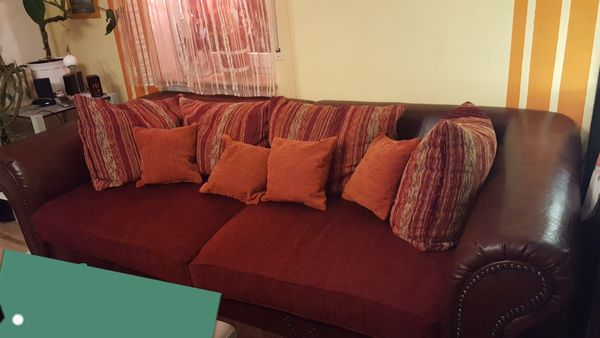 Wohnlandschaft Big Sofa Mit Sessel Und Ottomane In Bretten Polster