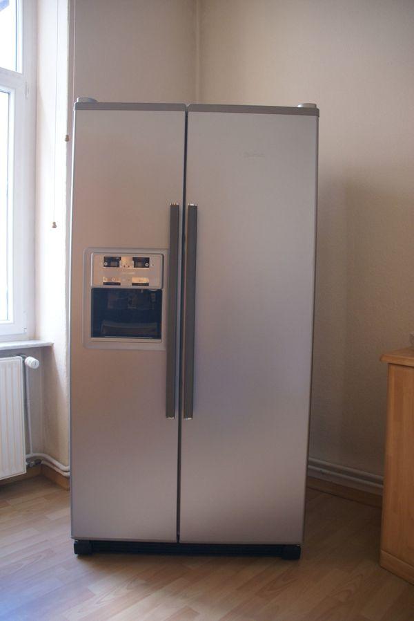 Kühlschrank mit Gefrierschrank Side by Side Bauknecht KSN 536 in ...