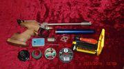 Alte deko Sammler Waffe Walther