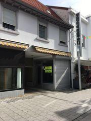 Laden in Fußgängerzone Grünstadt zu