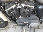 Harley Davidson Sportster Iron Originalzustand