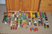 Modellautos verschiedener Hersteller Matchbox Siku