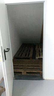 abgeschlossener Lagerraum 3