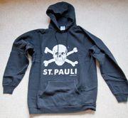 St Pauli Kapuzenpulli Hoodie