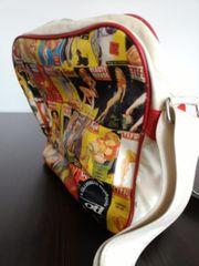d5f1bdc075908 Tasche - zum Umhängen Crossbag Kunstleder