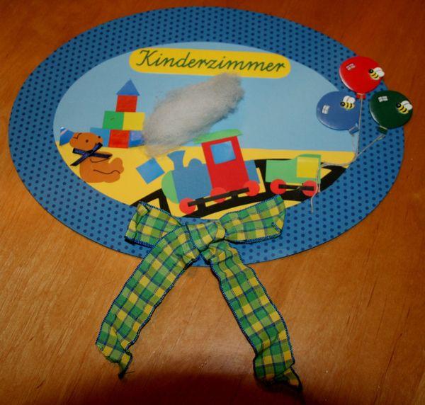 Kinderzimmer Schild | Buntes Tur Schild Kinderzimmer 30 X 22 Cm Fur Kinder In