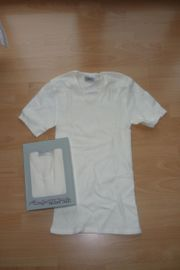Unterhemden Angorana Gr M