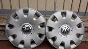 2 VW Original Radzierblenden für