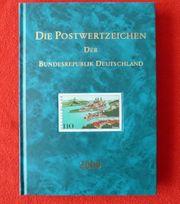 Briefmarkenjahrbücher Bundesrepublik Deutschland zu verkaufen