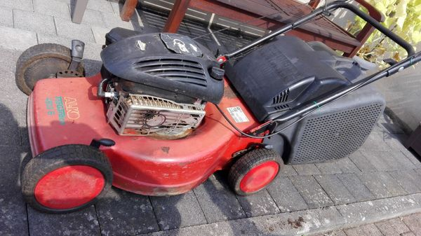 Rasenmäher, defekt » Gartengeräte, Rasenmäher