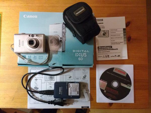 Canon Digital - XUS » Digitalkameras, Webcams