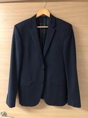 Calvin Klein Herren Sakko dunkelblau