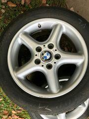 original BMW Alufelgen 16zoll z