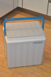 Isolierbox hält kalt und warm