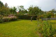 Größeres Gartengrundstück in
