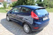 Ford Fiesta Trend Top 8