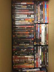 Russische DVDs 517 Stück