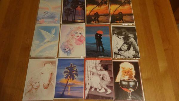 Sammelkarten mit Kuvert » Sonstige Sammlungen