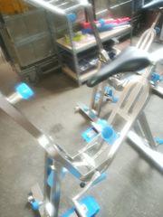 Aqua-Bike H3OZ Wasser-Fahrrad höhenverstellbar Aqua-Cycling