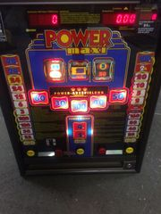 EURO - GELDSPIEL AUTOMAT CROWN POWER