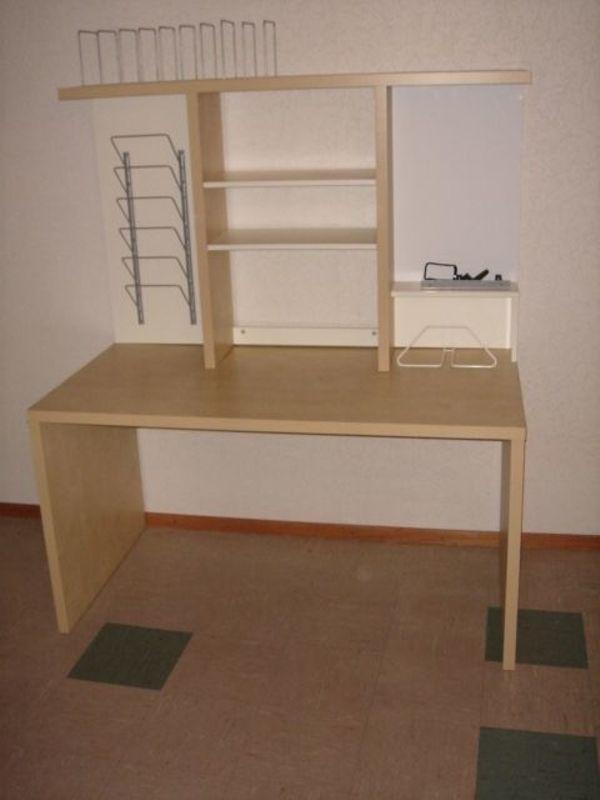 Ikea schreibtisch mikael  Schreibtisch IKEA Mikael, Tisch, Jugendtisch, Jugendschreibtisch ...