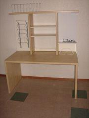 Schreibtisch ikea mikael  Ikea Schreibtisch in Freiburg - Haushalt & Möbel - gebraucht und ...