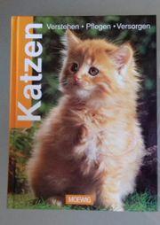 Verschiedene Katzenbücher