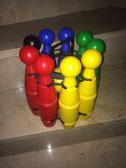Kegelspiel für Kinder